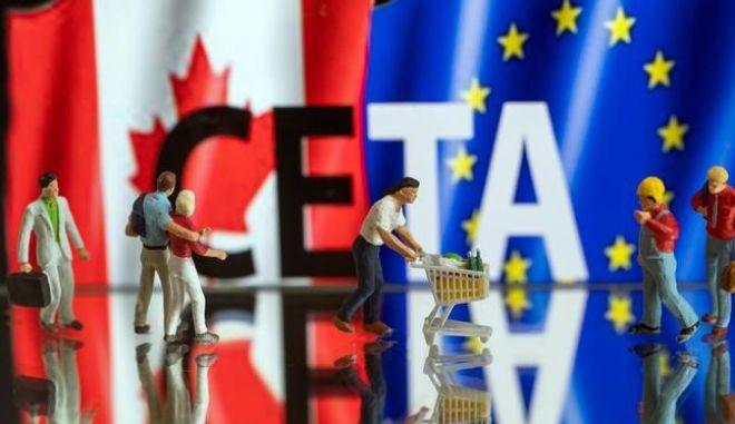 Και εγένετο 'Καναδική φέτα' με τη βούλα της CETA