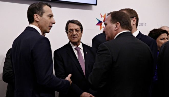 Informal meeting of European Union heads of state or government in Valletta, Malta on Feb. 3, 2017 /           3 , 2017