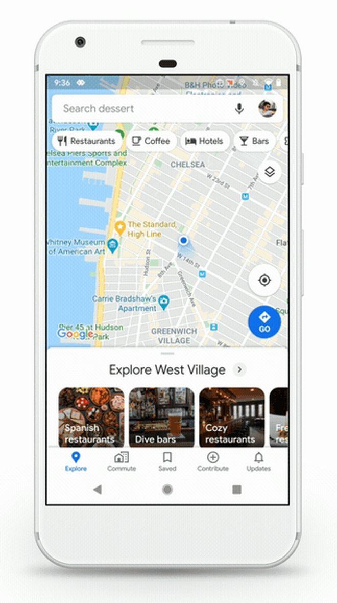 Google Maps Oi Allages Se Android Kai Ios Texnologia News 24 7
