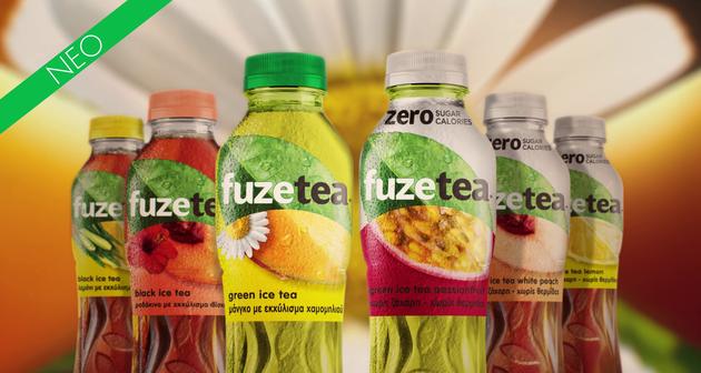 To FUZETEA μας προτρέπει να ξεχάσουμε ό,τι ξέραμε για το παγωμένο τσάι. Και τα καταφέρνει!