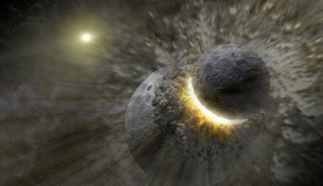 Η Σελήνη είναι 100 εκατ. χρόνια νεότερη