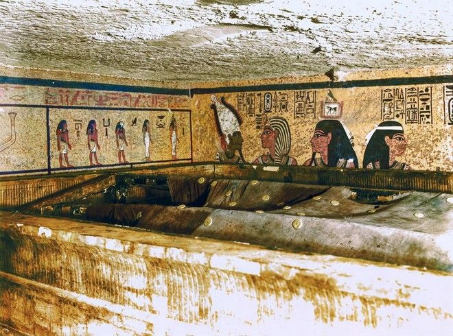 Κρύβει ο τάφος του Τουταγχαμών την ανακάλυψη του αιώνα;