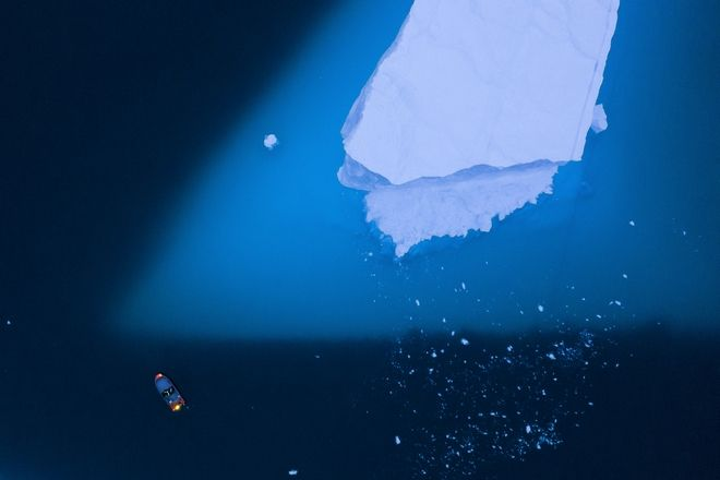 Γροιλανδία, Λιώσιμο πάγων