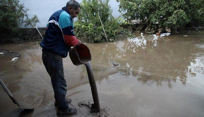 Νέες πλημμύρες στην Εύβοια