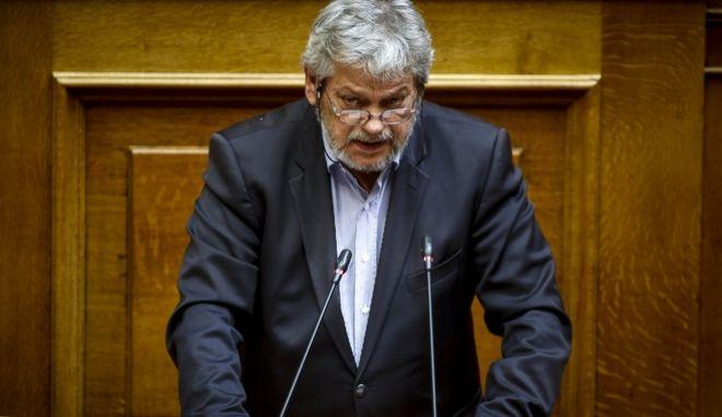 Χάρης Τζαμακλής, βουλευτής ΣΥΡΙΖΑ