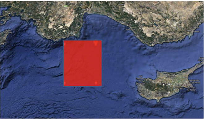 Οι Τούρκοι στέλνουν το Όρουτς Ρέις από Καστελόριζο μέχρι Κύπρο για έρευνες - NAVTEX