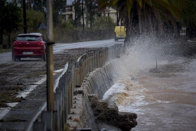 Η Πυροσβεστική Υπηρεσία έλαβε στον δήμο Άργους - Μυκηνών 85 κλήσεις για παροχή βοηθείας