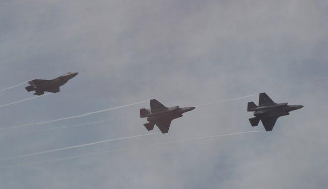 F-35 της αεροπορίας της Νότιας Κορέας/ 14 Οκτώβρη 2019