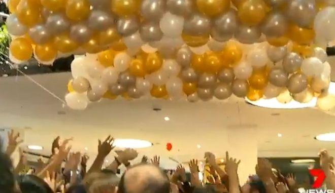 Αυστραλία: Ποδοπατήθηκαν για δωροεπιταγές σε μπαλόνια - 5 άνθρωποι στο νοσοκομείο
