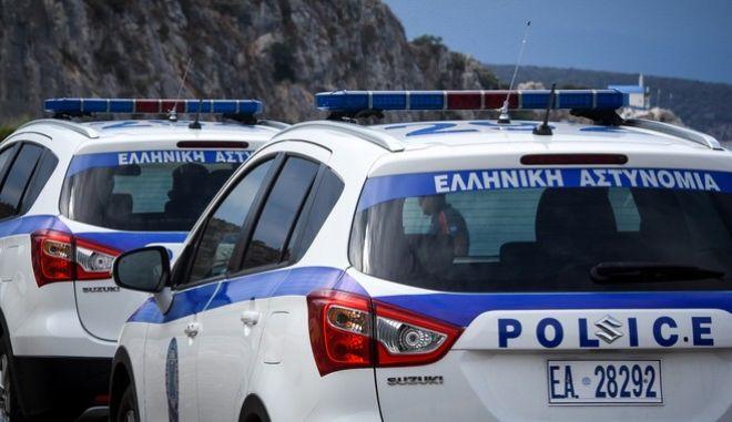 Περιπολικά της αστυνομίας (EUROKINISSI/ΒΑΣΙΛΗΣ ΠΑΠΑΔΟΠΟΥΛΟΣ)