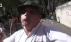 Βίντεο ντοκουμέντο από την επίθεση αντιεμβολιαστή σε δημοσιογράφο της Repubblica