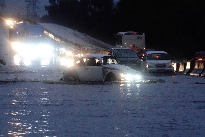 Πλημμύρες στο Μεξικό