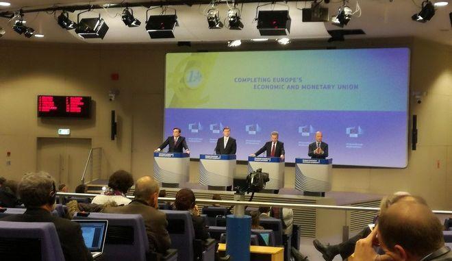 Ευρωπαϊκό Νομισματικό Ταμείο και Ευρωπαίος Υπουργός Οικονομικών στα 'σκαριά' της Κομισιόν