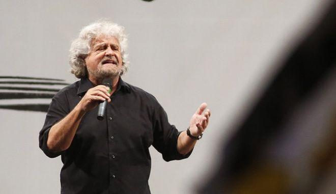 Ιταλία: Αποζημίωση 250.000 ευρώ ζητά ο Γκρίλο από 2 βουλευτές που παραιτήθηκαν