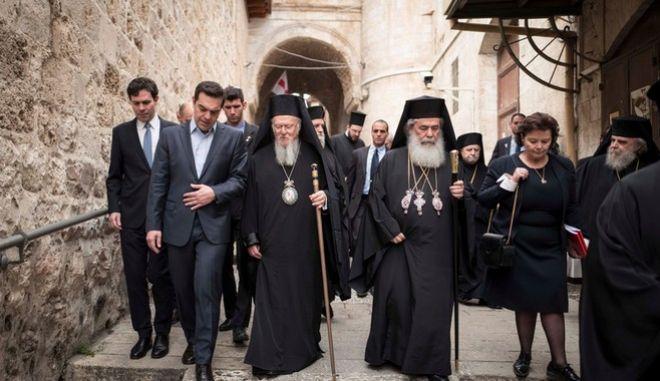 Τσίπρας από Ιερουσαλήμ: Το ΕΜΠ τέλεσε ιστορικό έργο