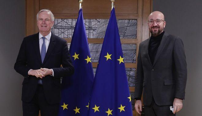 Συμφωνία για το Brexit