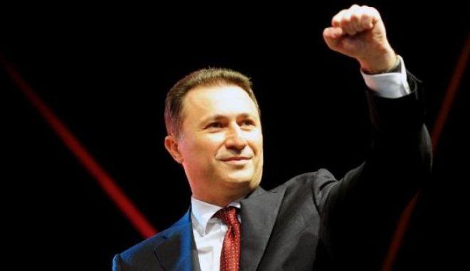 Γκρούεφσκι: Δεν είπα ποτέ ότι είμαστε έτοιμοι για αλλαγή ονόματος