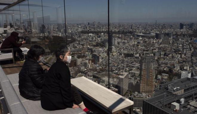 Το Τόκιο από ψηλά
