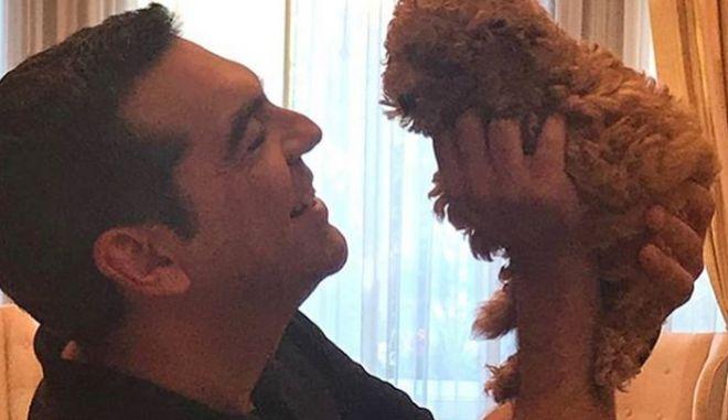 """Ο Αλέξης Τσίπρας συστήνει στο Instagram τη """"νέα φίλη"""" του"""