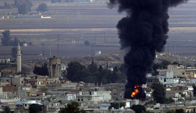 Οι δυνάμεις του Άσαντ πολεμούν μαζί με τους Κούρδους τους συμμάχους της Τουρκίας