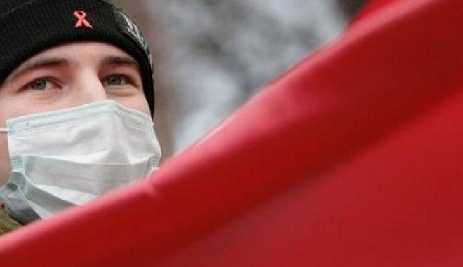 Ρωσία: Ξεπέρασαν το ένα εκατομμύριο τα κρούσματα AIDS