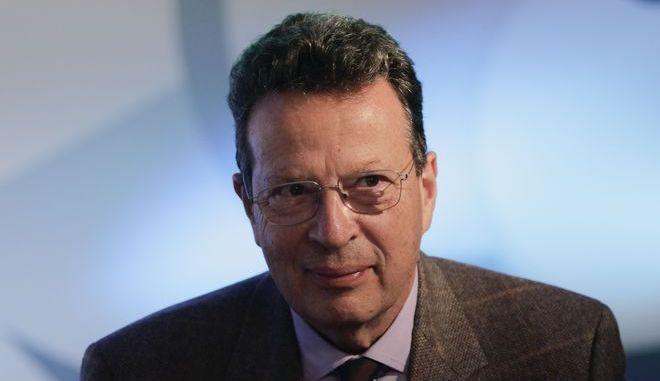Ο ευρωβουλευτής της ΝΔ, Γιώργος Κύρτσος