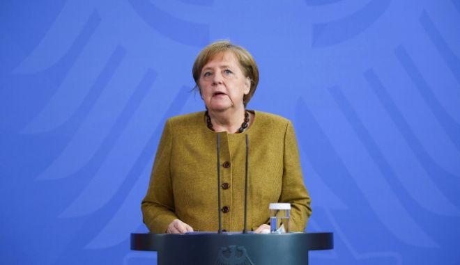 Γερμανία: Με εμβόλιο της AstraZeneca θα εμβολιαστεί η Καγκελάριος Μέρκελ