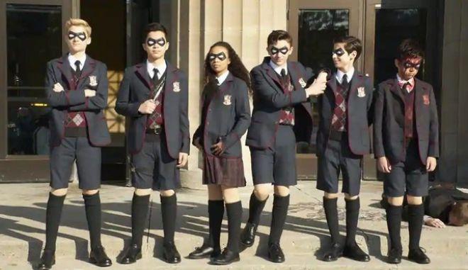 The Umbrella Academy: Νέοι υπερήρωες έρχονται στο Netflix