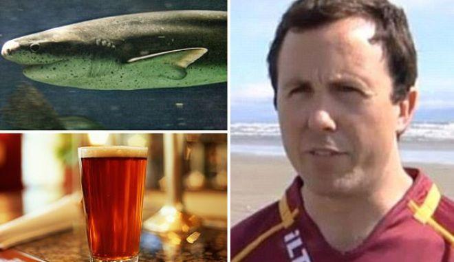 24χρονος τραυμάτισε με μαχαίρι τον καρχαρία που του επιτέθηκε