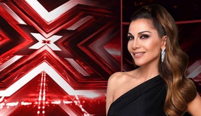 Η Δέσποινα Βανδή θα παρουσιάζει το X-Factor