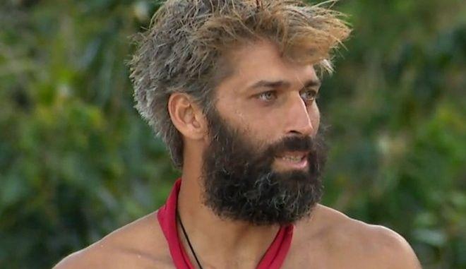 """Ο Αλέξης Παππάς στο """"Survivor 4"""""""