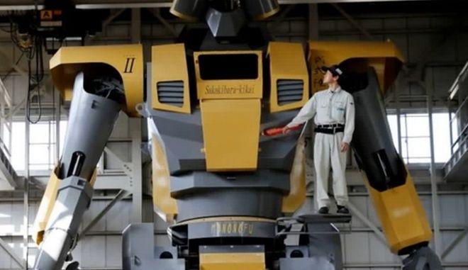 Ρομπότ γίγας