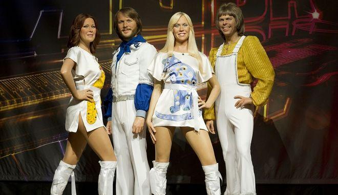 Οι Abba ντύνονταν εκκεντρικά για να γλιτώνουν τη φορολογία