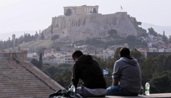 Από το lockdown στην Αθήνα
