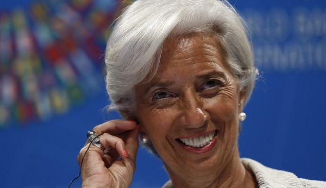 ΔΝΤ: Βελτιώνεται το κλίμα στην Ευρωζώνη