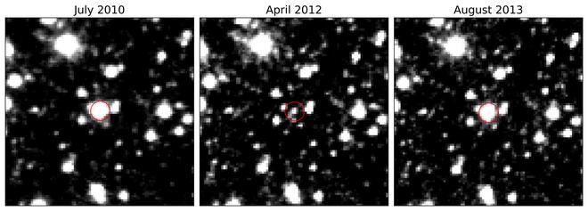 Ανακαλύφθηκε γιγάντιο άστρο που