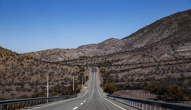 Ξηρασία στη Χιλή (ΦΩΤΟ Αρχείου)