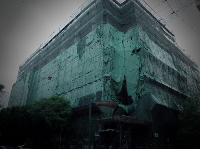 Έτσι θα αποκτήσουν ζωή τα ερειπωμένα κτίρια στο κέντρο της Αθήνας