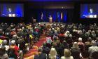 Ομιλία στις προκριματικές εκλογές των Δημοκρατικών
