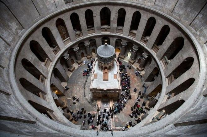 ΕΜΠ - National Geographic: O τάφος του Ιησού είναι αυθεντικός