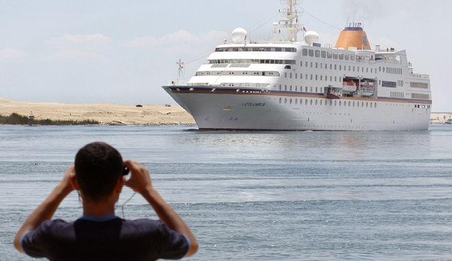 Γερμανικά ΜΜΕ: Κρουαζιερόπλοια για τη στέγαση προσφύγων στη Λέσβο;