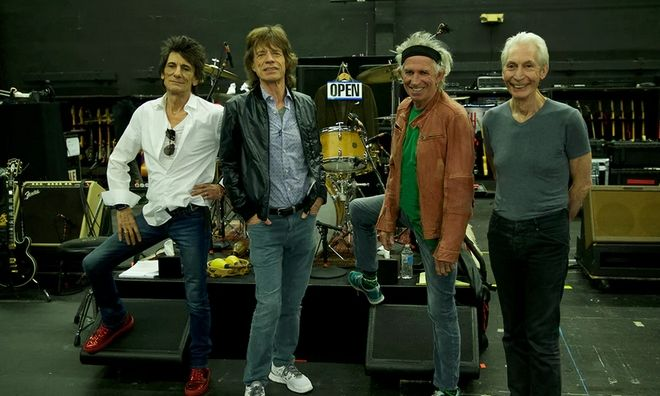 Blue and Lonesome: Ακούστε τον νέο δίσκο των Rolling Stones