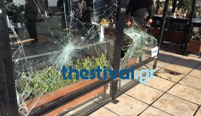 Σύλληψη οπαδού της Σάλκε για επεισόδια στη Θεσσαλονίκη