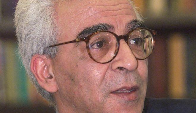 Ο δημοσιογράφος Κλέαρχος Τσαουσίδης