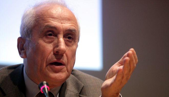 Ο υπουργός Εσωτερικών, Αντώνης Ρουπακιώτης