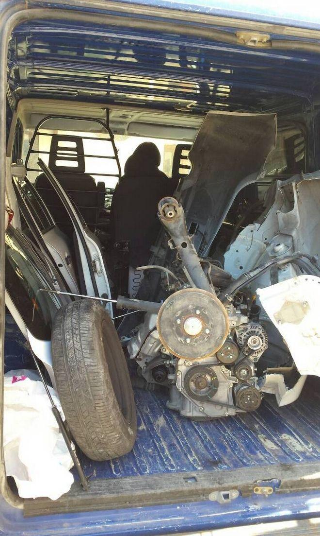 Εξαρθρώθηκε σπείρα που έκλεβε οχήματα και εξωλέμβιες μηχανές