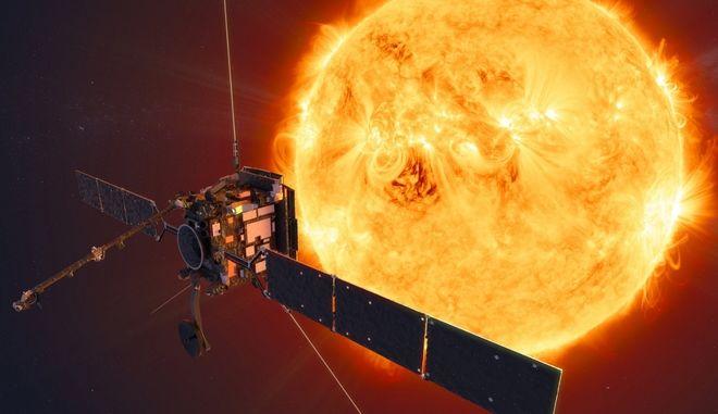 Εκτόξευση του Solar Orbiter προς τον Ήλιο - Θα γυρίσει με φωτογραφίες