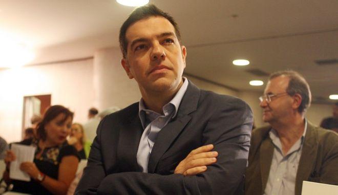 Συνεδρίαση της Κεντρικής Πολιτικής Επιτροπής του Συνασπισμού, στο ξενοδοχείο  NOVUS, Σάββατο 20 Οκτωβρίου 2012. (EUROKINISSI/ΤΑΤΙΑΝΑ ΜΠΟΛΑΡΗ)