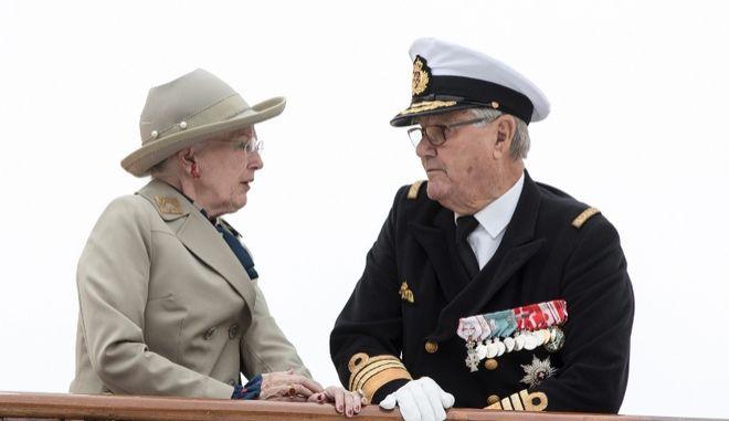 Πέθανε ο Πρίγκιπας Ερρίκος της Δανίας, ο σύζυγος της Βασίλισσας