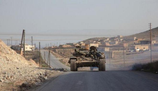 Νέες παραβιάσεις της εκεχειρίας στη Συρία